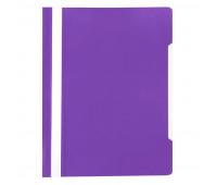 Папка скорос-тель A4 Attache 150/180Элементари,фиолетовый