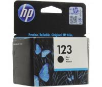 Картридж струйный HP 123 F6V17AE чер. для DL 2130