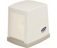 Диспенсер для салфеток Luscan Professional N2 серый пластик