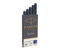Чернильный картридж для перьевой ручки, 1,3 мл синие 5 шт/уп. 1950384