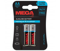 Батарейки Promega jet, алкалин, MJ15A-2CR2, AA, 2 шт/уп