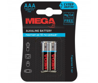 Батарейки Promega jet, алкалин, MJ24A-2CR2, AAA, 2 шт/уп