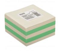 Блок для записей ATTACHE ЭКОНОМ запасной 9х9х5 цветной Т