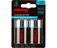 Батарейки Promega jet, алкалин, MJ13A - BC2, D, 2 шт/уп