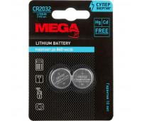 Батарейки Promega jet, литиевая, MJCR2032-C2 бл/2шт
