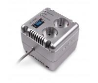 Стабилизатор напряжения SVEN VR-R 600 600VA 300Вт серебрянный
