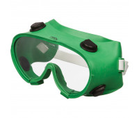 Очки защитные закрытые Р2 НВ прозрачные