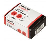 Булавки офисные Attache Economy, 24 мм, 500 шт., в картонной коробке