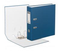 Папка-регистратор,80 мм Attache , синий Экономи