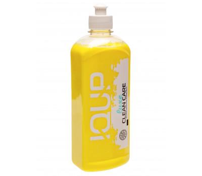 "Жидкое крем мыло IQUP ""Clean Care Cream"", колпачок push-pull, 0,5 л"