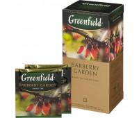 Чай Greenfield Barberry garden барбарис и гибискус,25пак/уп 0710-10,172700