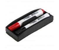 Набор с магнитной губкой и 2 маркерами Expert Complete 1507042