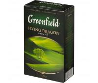 Чай Greenfield Flying Dragon листовой зеленый,100г 0357-14,133555