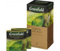 Чай Greenfield Green Melissa зеленый фольгир.25пак/уп 0435-10,79064