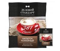 Кофе Деловой Стандарт растворимый 3 в 1, 20штx16г