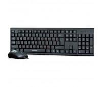 Набор клавиатура+мышь Smartbuy SBC-227367 черный (SBC-227367-K)