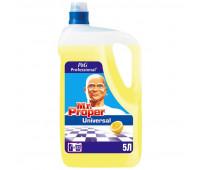 Универсальное чистящее средство Mr. Proper Professional концентрат Лимон5л