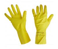 Перчатки защитные латекс Ansell Эконохэндс 87-190, р.7.5-8.0