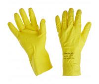 Перчатки защитные латекс Ansell Эконохэндс 87-190, р.9.5-10.0