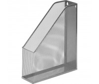Вертикальный накопитель Attache металл. сетка, ширина 72мм(серебро)