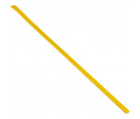 Полоса противоскользящая 25мм х 1000мм, 10шт/уп желтая (M1GV100252)