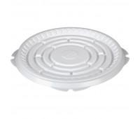 Емкость ТМ Комус Т-230Д белая (100шт/уп) 69994 крышка (574536)