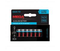 Батарейки Promega jet, алкалин, MJ24A-2B10, AAA, 10шт/уп