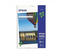 Бумага для цв.струй.печ. EPSON s041332 (А4,251г,полуглянцевая) пачка20л.