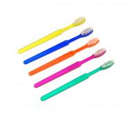Зубная щетка с нанесенной зубной пастой Sherbet, сред.жесткость
