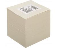 Блок для записей ATTACHE ЭКОНОМ запасной 9х9х9 белый Т