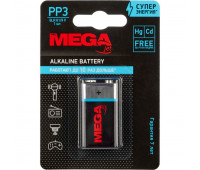 Батарейки Promega jet, алкалин, MJ1604A КРОНА - BC1, 1604, 1шт/уп