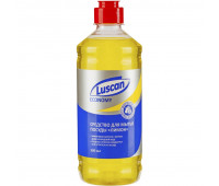 Средство для мытья посуды LUSCAN Economy 500мл Лимон