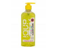 Жидкое мыло для детей «Clean Care Luxe for baby», 0,5 л, с дозатором