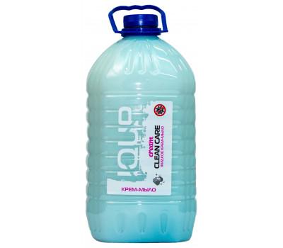"Жидкое крем мыло IQUP ""Clean Care Cream"", ПЭТ, 5 л"