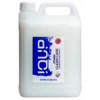 "Жидкое крем мыло IQUP ""Clean Care Cream"", ПНД, 5 л"